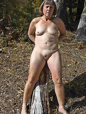 fantastic sexy naked grandma homemade