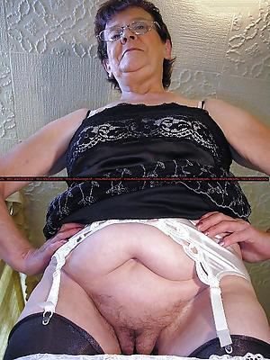 fantastic grandma is naked homemade pics