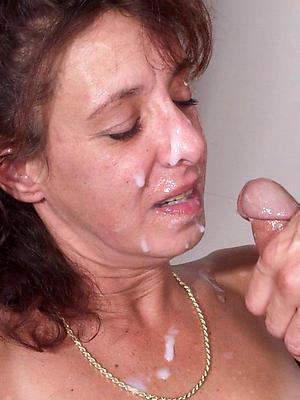 beautiful nude amateur mature facial photos