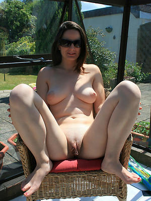 outdoor mature stripped