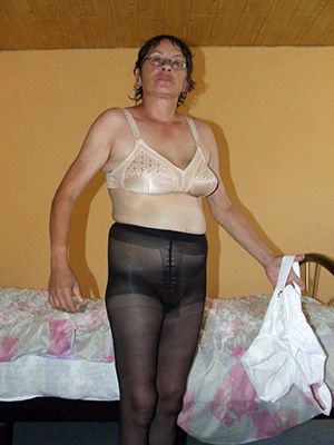 beauties mature ladies in pantyhose divest photos