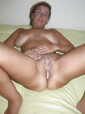 homemade mature muted creampie stripped