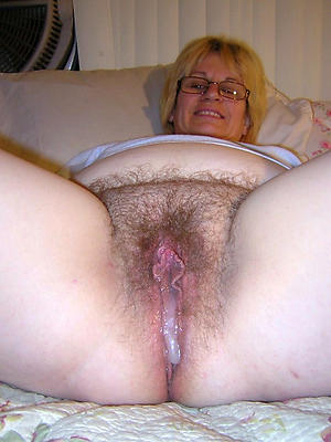 slutty mature hairy creampie nude pictures
