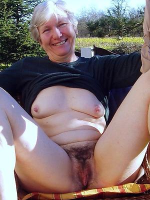 crazy unshaved mature women nude photos