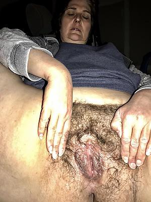 beautiful unshaved mature women homemade porn pics