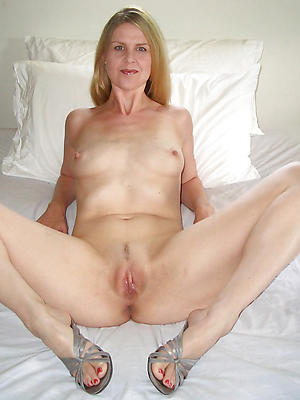 crazy mature with small tits pics