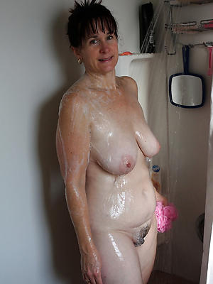 gorgeous mature shower pics