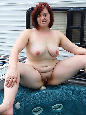 beauties mature redhead pussy