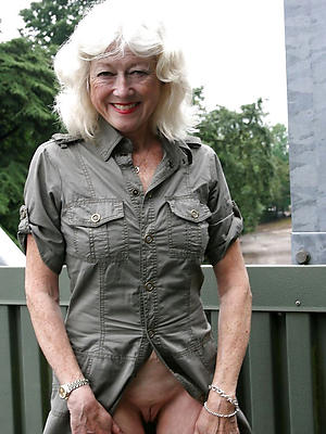 mature older women undressed