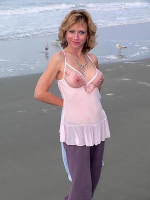 xxx Bohemian mature beach nudes