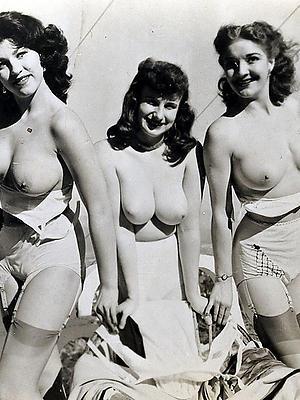 slutty vintage mature porn photo