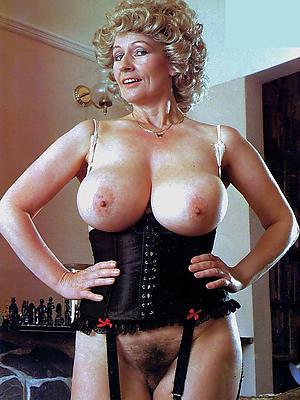 fantastic vintage mature women porn foto