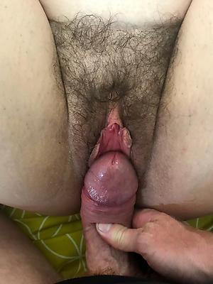 glum pussies up close pic