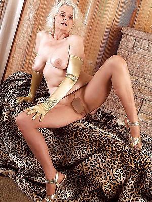beauties grown-up woman in pantyhose