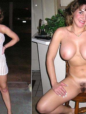 unorthodox pics of dressed and undressed matures