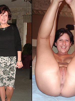 beauties mature dressed and undressed xxx