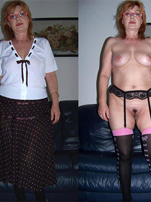 incomparable mature dressed and undressed gallery