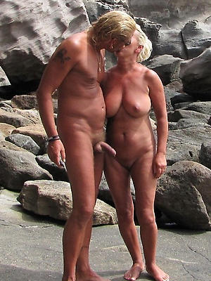 super-sexy out-and-out mature couples