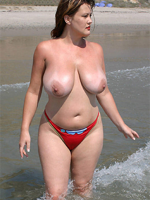 free pics be fitting of naked mature beach