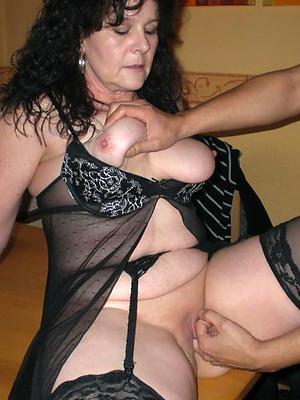 beautiful mature women in lingerie pics