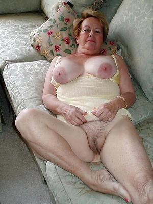 beautiful mature vulva