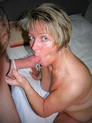 beautiful mature mom blowjob porn pics