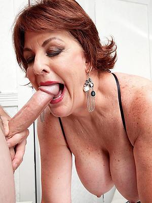 porn pics of mature mom blowjob