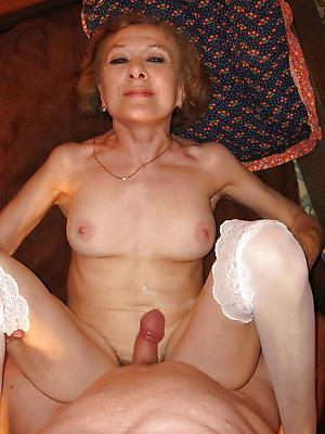 gorgeous full-grown pussy cumshot