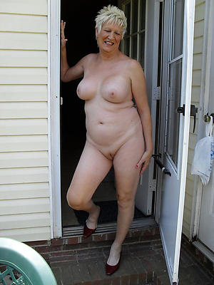 55 year old women nude