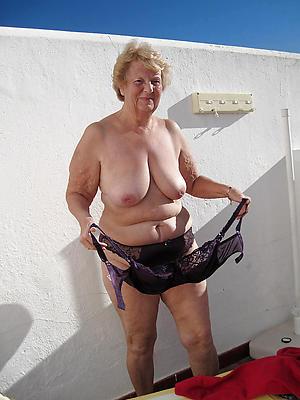 curvy old horny women
