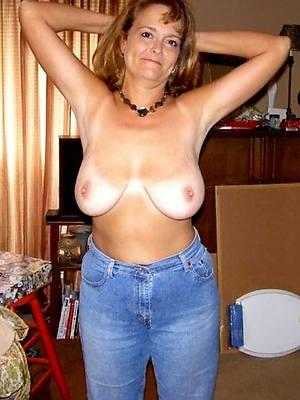 beauties matures in jeans