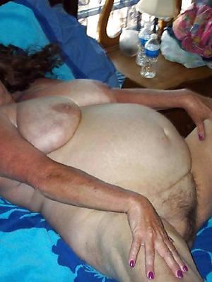 hotties mature pregnant women