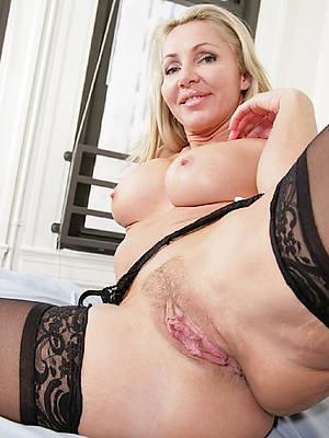 slutty mature blonde pussy