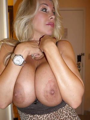 naked big tits mature stripped