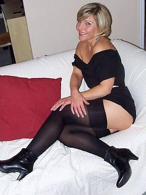 mature stocking moms xxx porno
