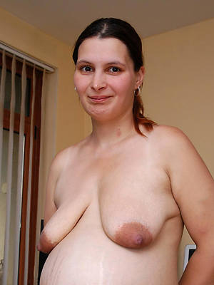beautiful pregnant matures