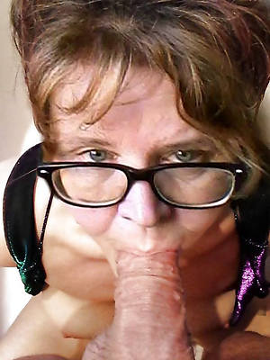 beautiful mature with glasses porn photos