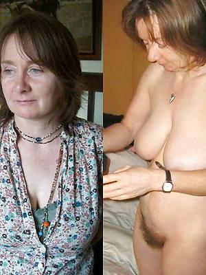 unrestricted mature dressed undressed pics