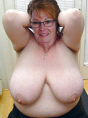 slutty mature blonde glasses xxx