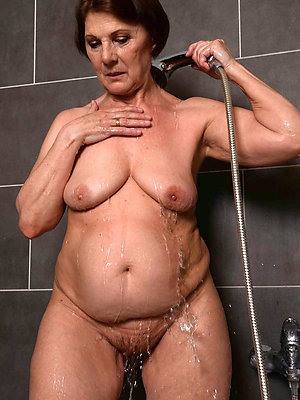naughty wet granny pics