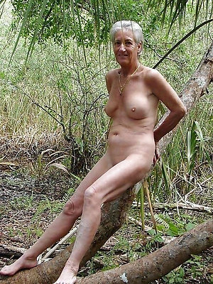 fantastic granny nude photos