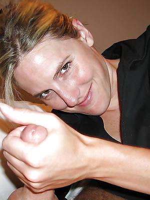 nasty mature women handjobs nude pics