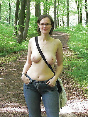 porn pics be incumbent on mature women in tight jeans
