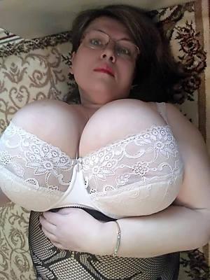 unorthodox pics of mature with big tits