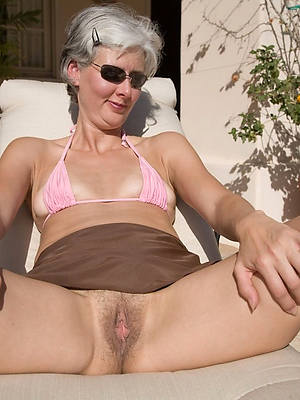 age-old mature women unclad dirty sex pics