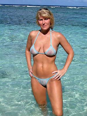 porn pics of mature women all over bikinis