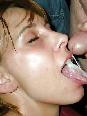 unorthodox pics of amateur mature cumshot