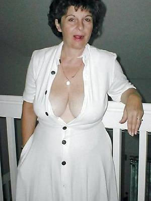 slutty old mature women naked