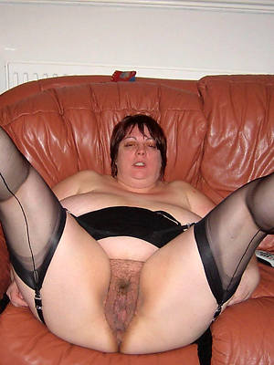 hotties mature nylon sex pics