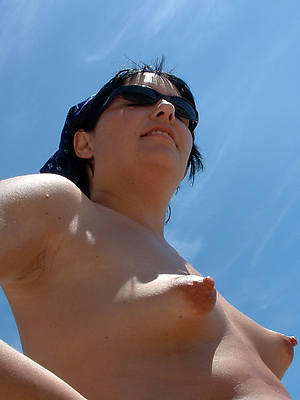 free pics of long mature nipples